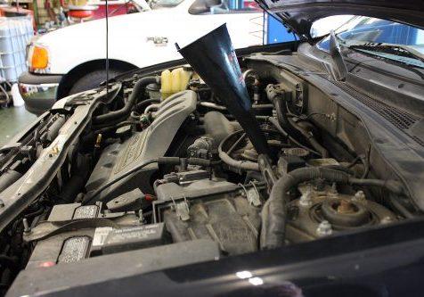 transmission servicing